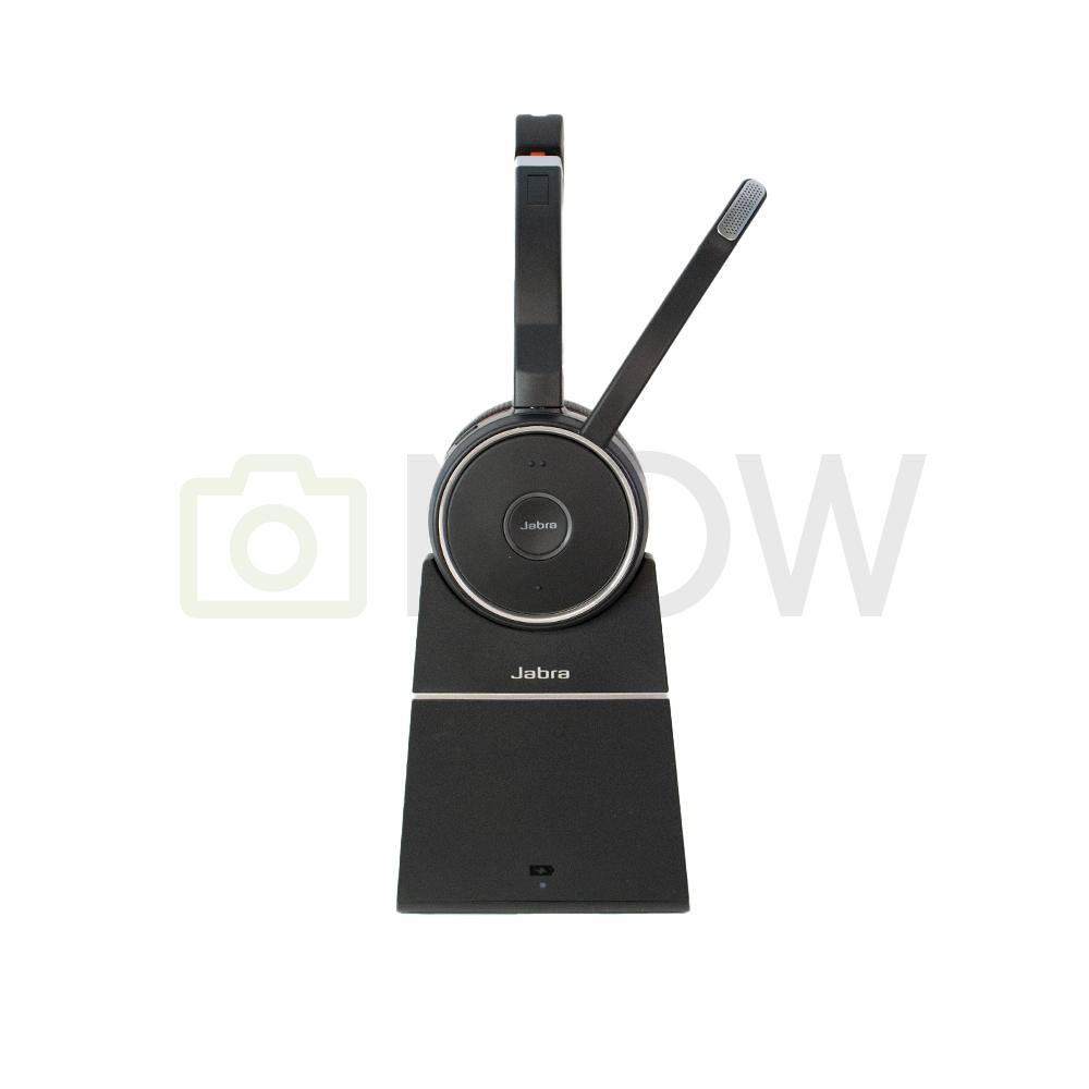 Jabra Evolve 75 UC Stereo - Headset - On-Ear